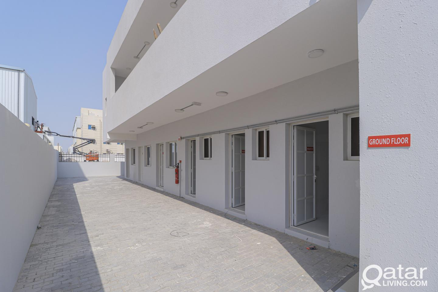 Brand New Warehouse with rooms & offices In Berkat