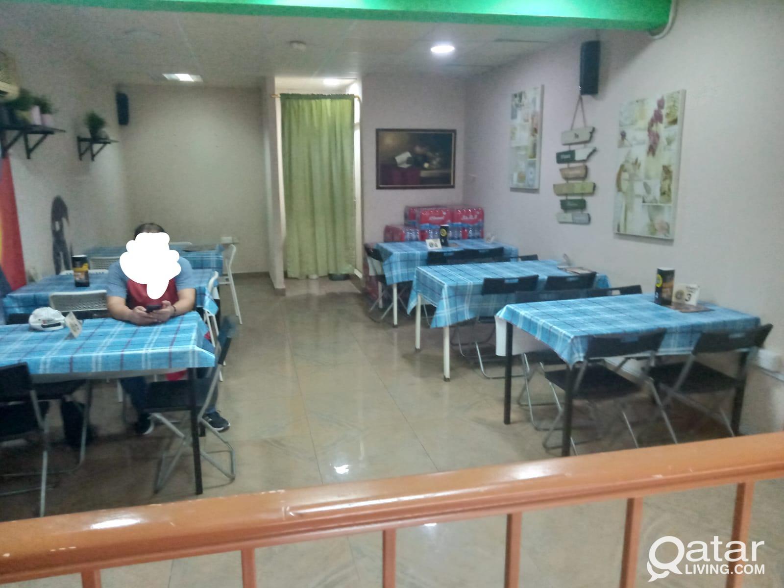 Running Restaurant For Sale In Bin Mahmud