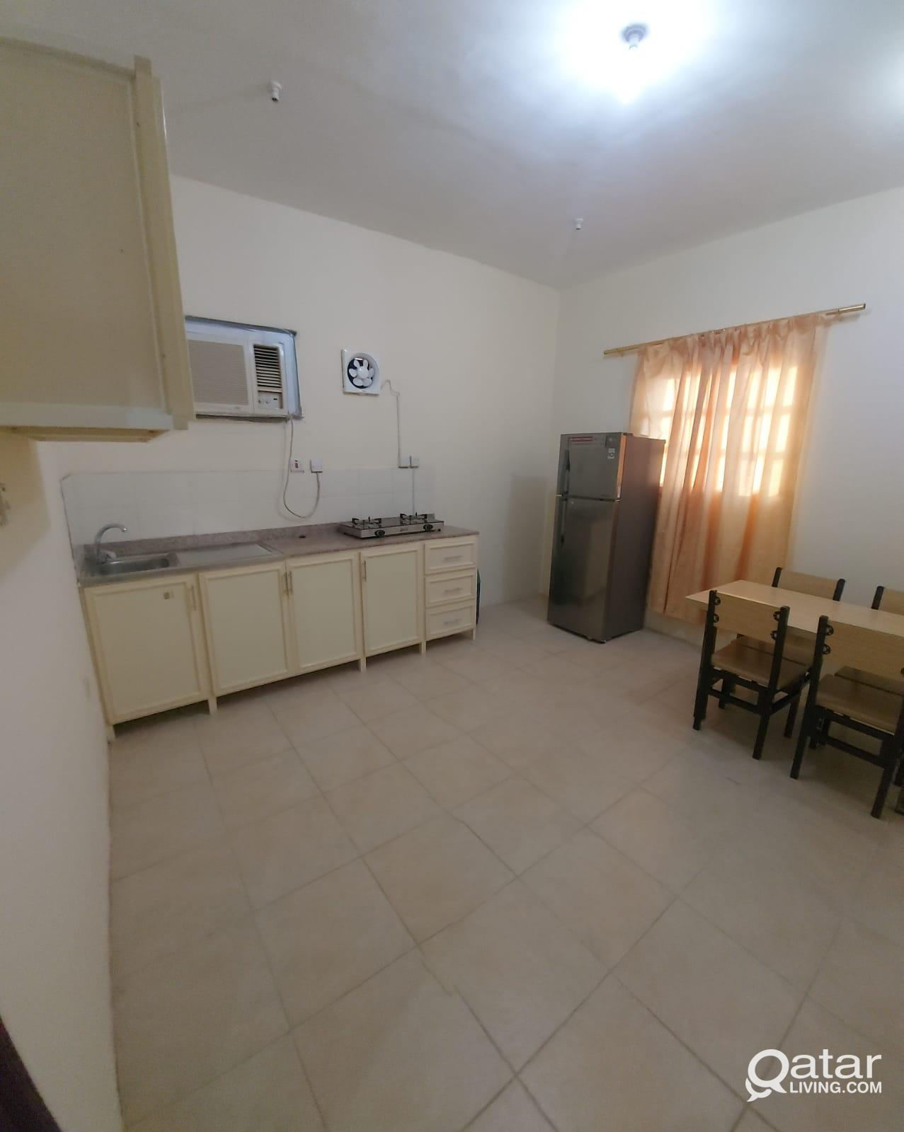 FULLY FURNISHED 1 BHK  FOR RENT IN ALKHOR