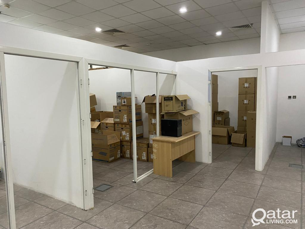 Office Spaces for Rent(Next to Safari Hypermarket)