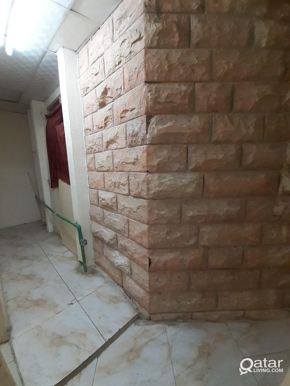 1 BHK OUT HOUSE VAILABLE AT AZIZIYA - MURRA