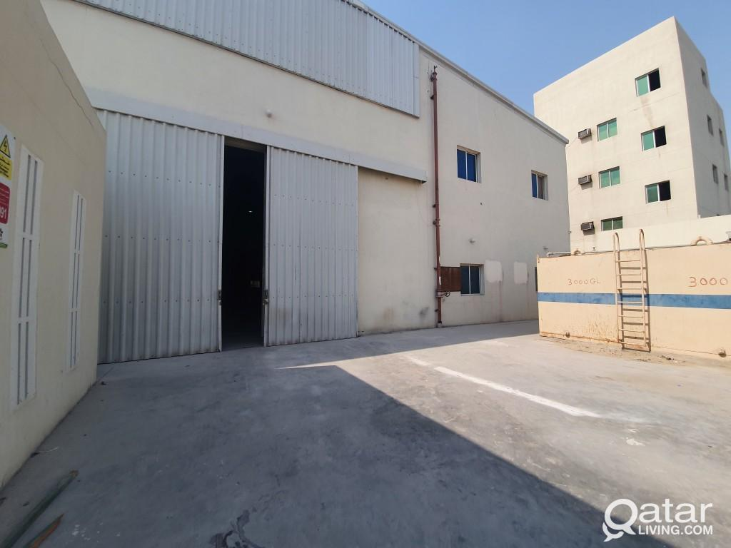 1600 sqm Food Storage