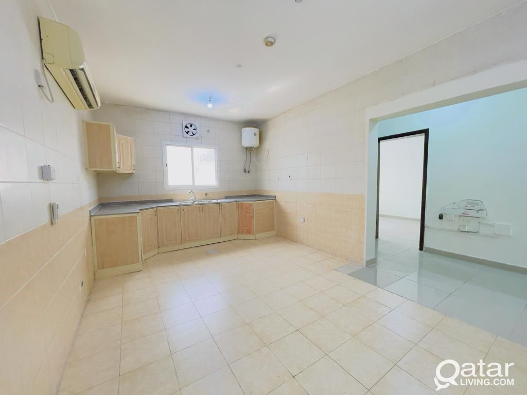 1BHK (Unfurnished) in Old Airport (inclusive W&E)
