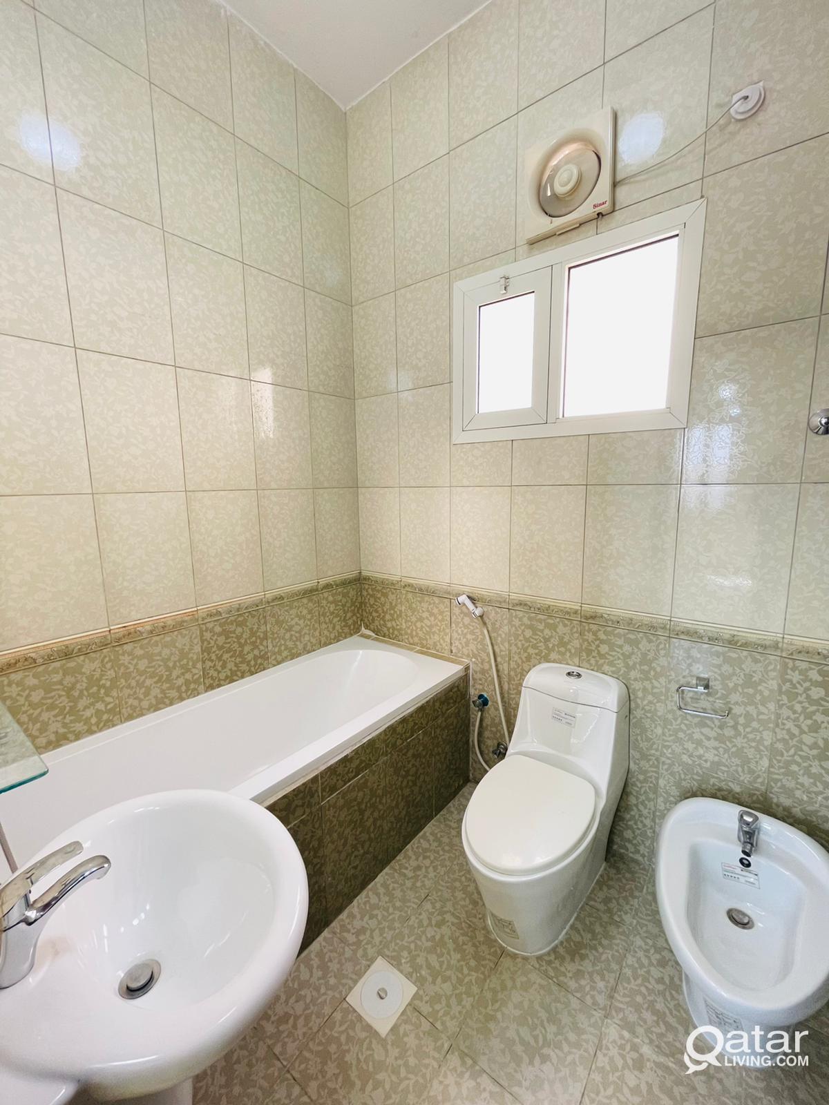 Unfurnished 3 BHK Apartments│Al Wakra