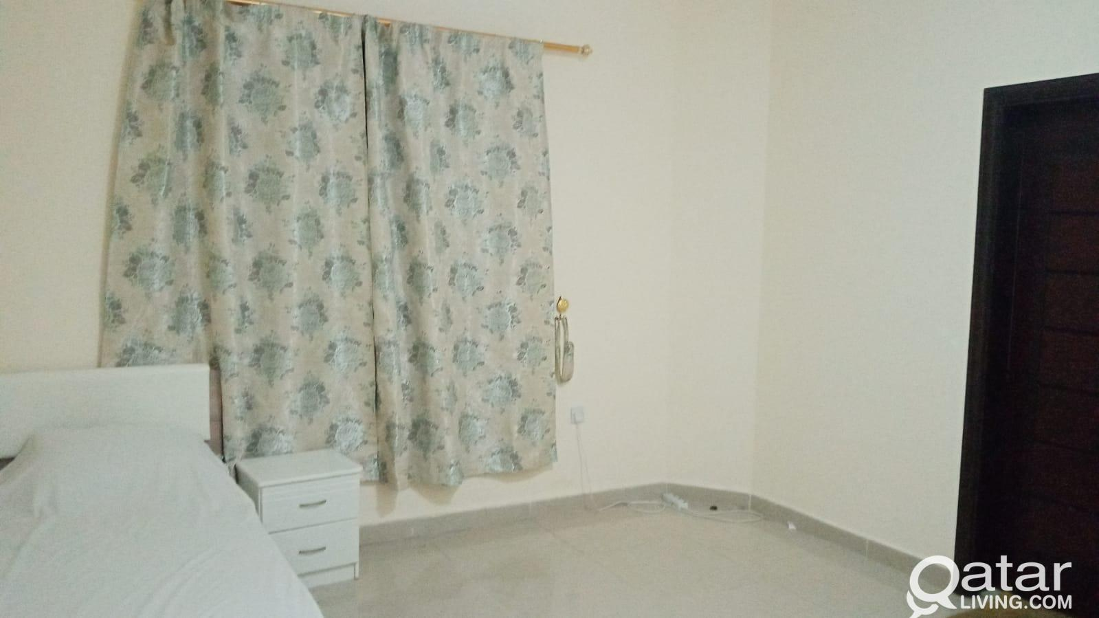 One Full Furnished Room available for executive ba