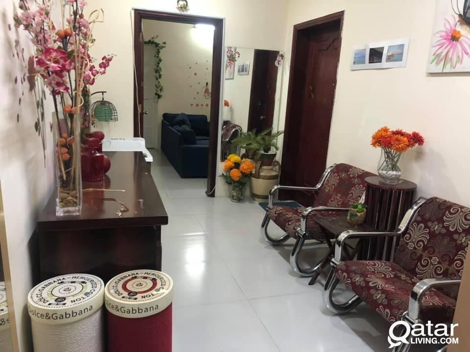 Fully Furnished Bed Space In Azizia For Kabayan On