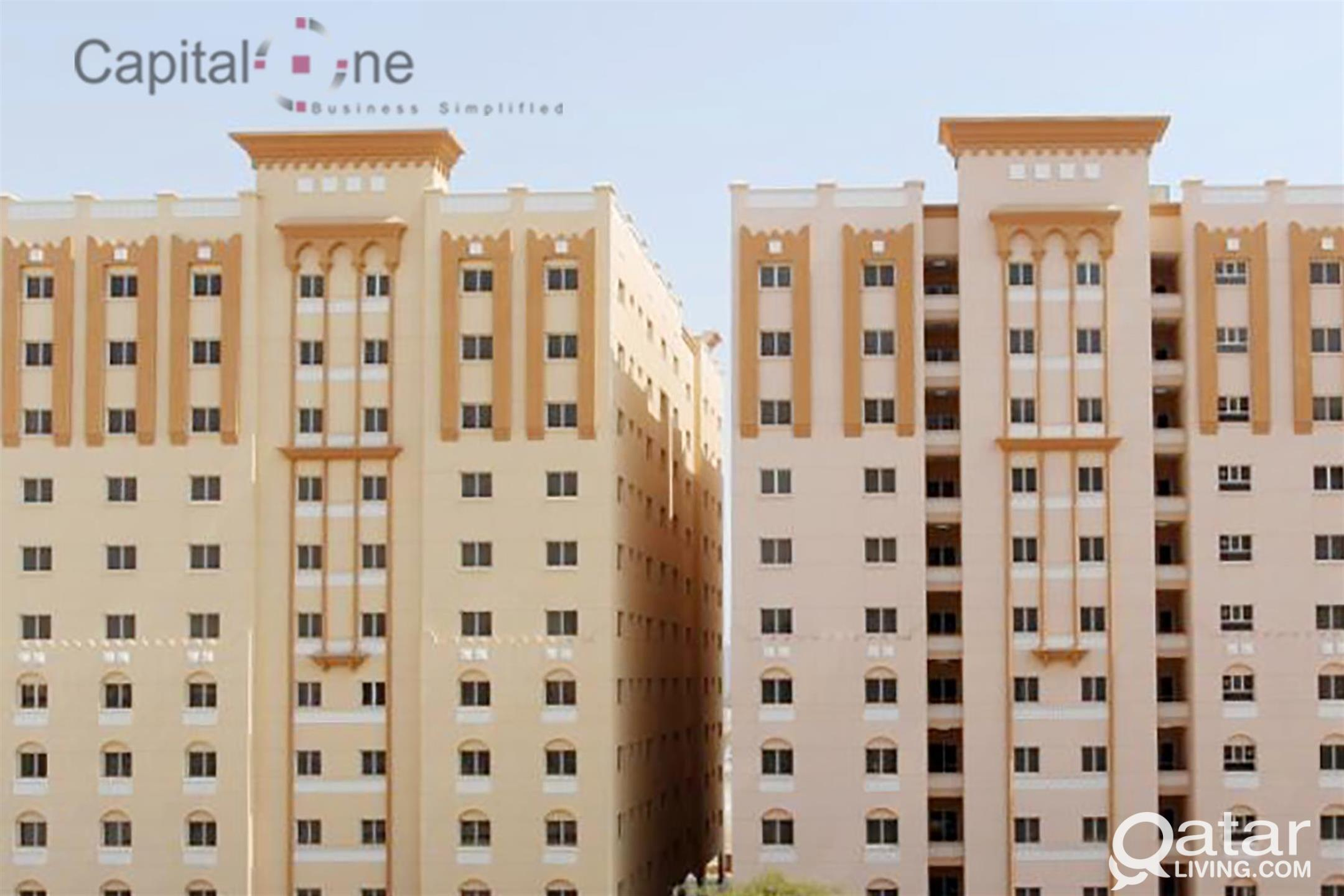 Capacious 3BHK bhind Home Center (NO Commission)