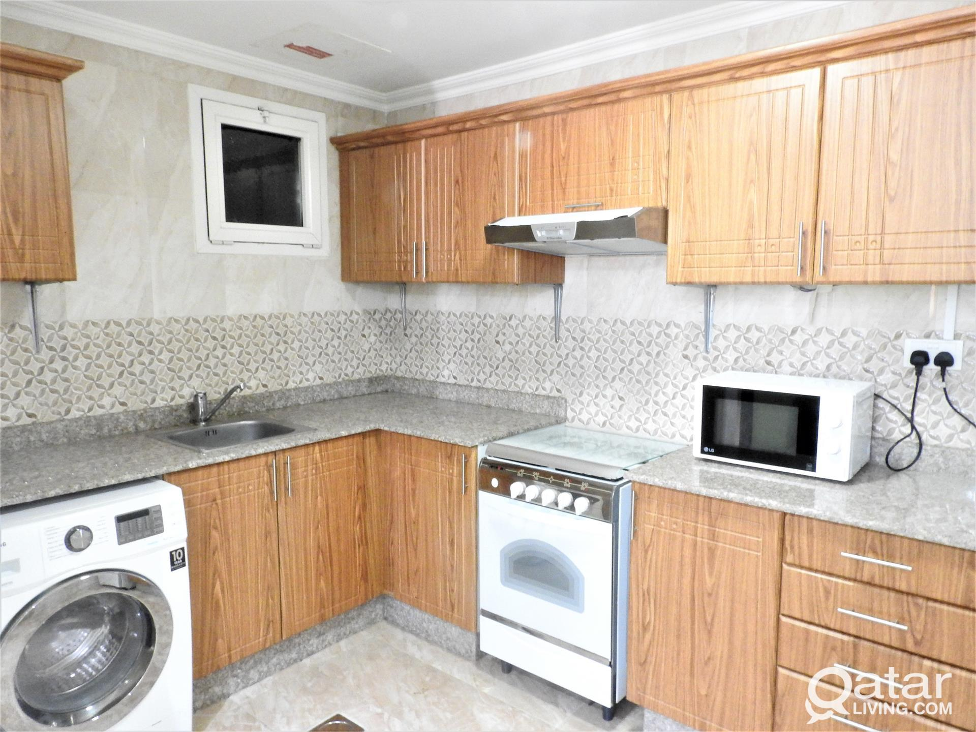 Spacious 1 BHK  Fully Furnished Flats In B Ring Ro