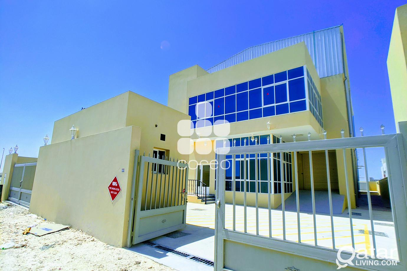 Huge Fitted Warehouse in Industrial Area for Rent
