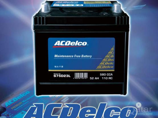 new ac delco battery