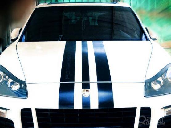 Porsche Cayenne GTS 2010