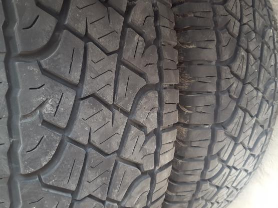 4pcs of 275/65/r18 Pirelli Scorpion All-Terrain Tires