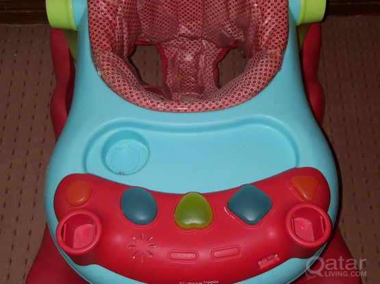 Baby Walker, Baby Bath Seat & Baby Bouncer For Sale