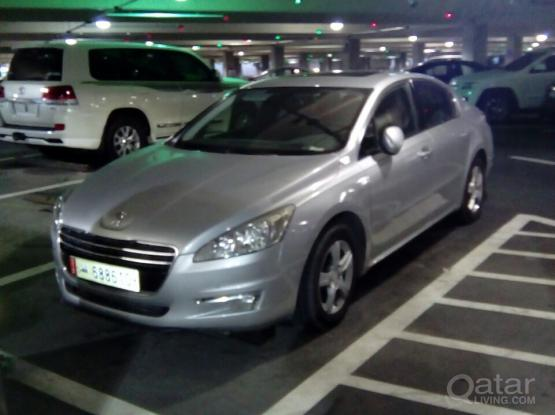 Peugeot 406 2012