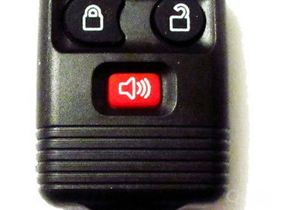 FORD REMOTE WITH PROGRAMMING