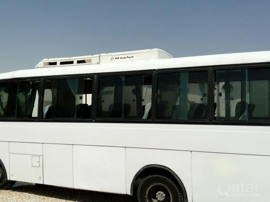66 seat Tata Ac bus for rent