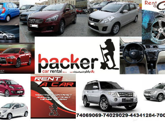 Rent a car start from 40