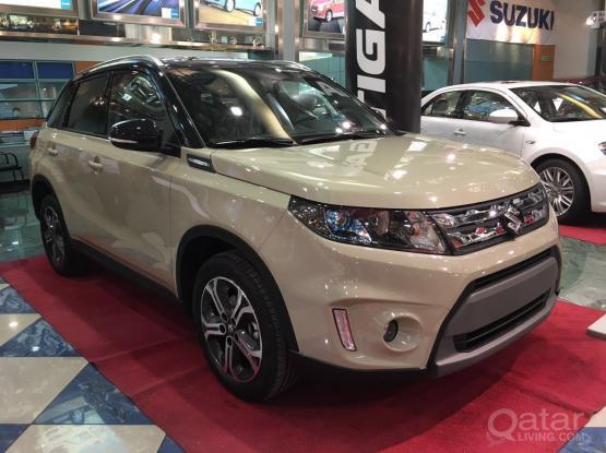 Suzuki vitara monthly rate 2400/Qrs