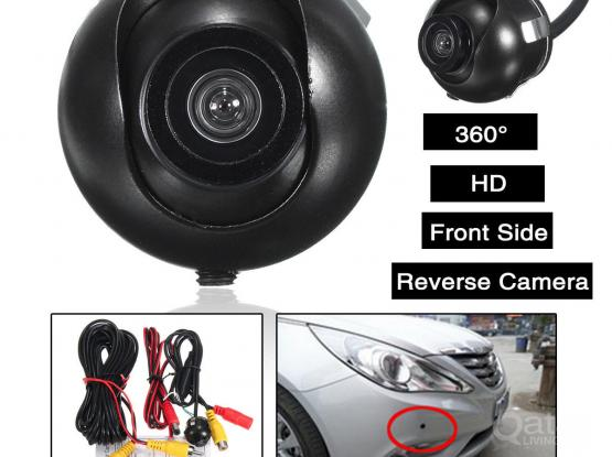 360 Camera -Waterproof(front or back)