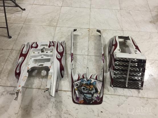 Yamaha Rapator 350