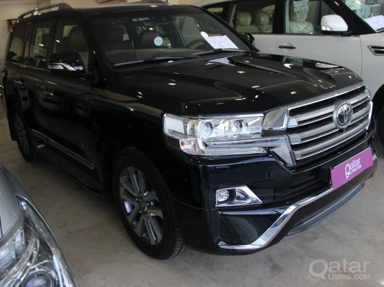 Toyota Land Cruiser VXS