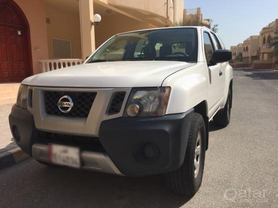 Nissan Xterra Standard