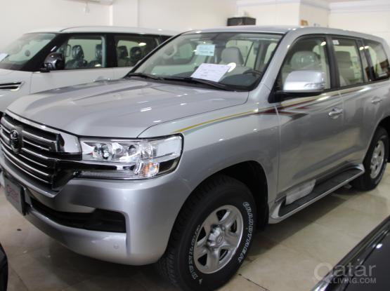 Toyota Land Cruiser VXR