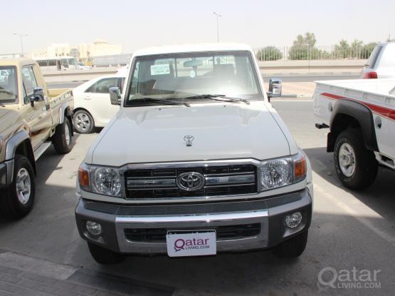 Toyota Land Cruiser LX