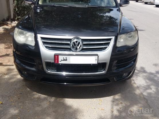 Volkswagen Touareg Sport