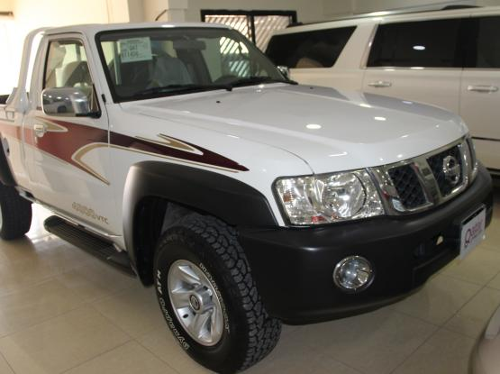Nissan Patrol SGL