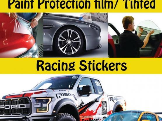 All kind of sticker work & designing