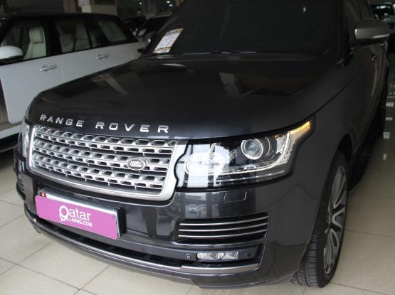 Land Rover Range Rover Vogue Autobiography