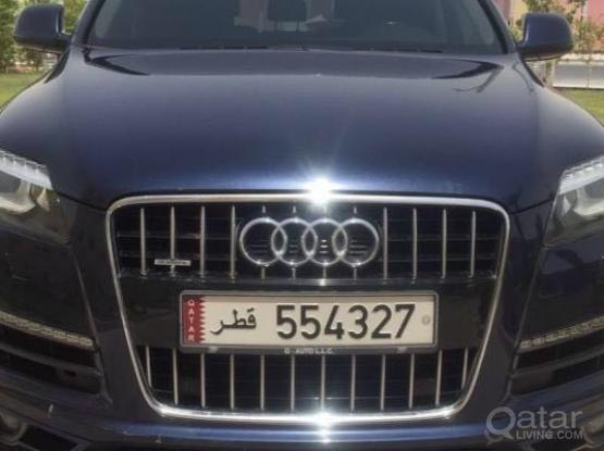 Audi Q7 3.2 TFSI