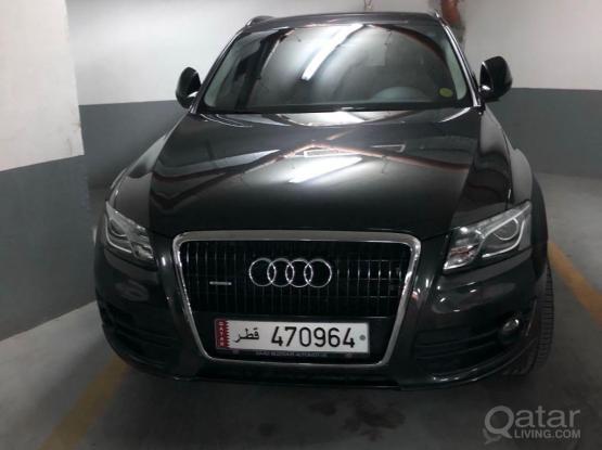 Audi Q5 3.2 TFSI