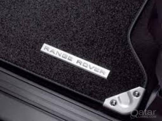 Used Range Rover Sport 2006 Front Mats