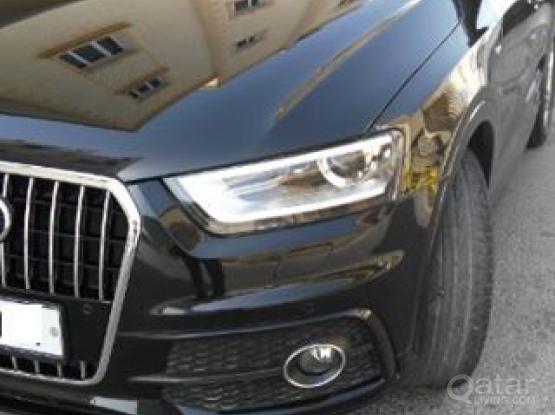 Audi Q3 4.0 TFSI