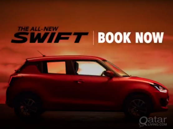 lease to own your the new  swift  (limited quantity)