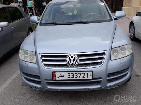 Volkswagen Touareg Standard