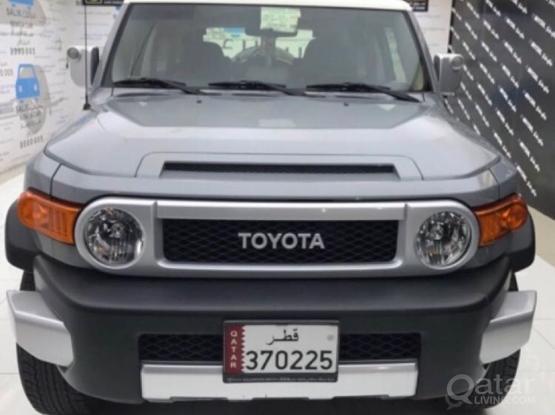 Toyota FJ Cruiser Standard