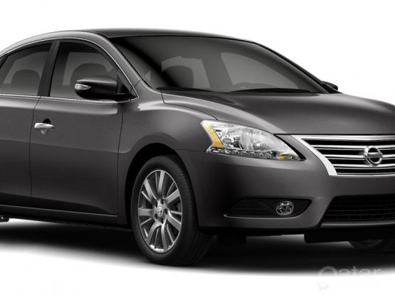Nissan Sentra Available for hire on Rent with affordable rates
