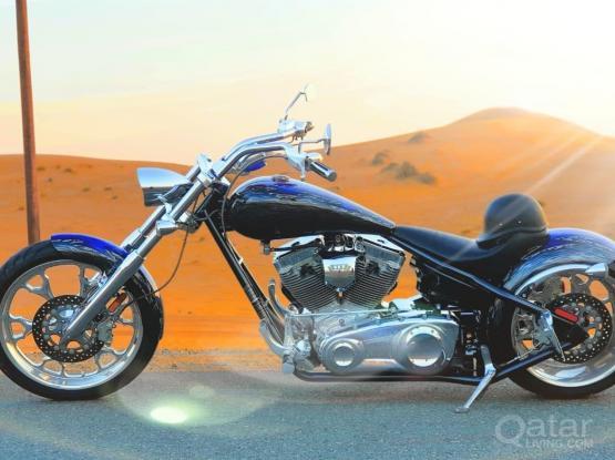 Harley Davidson Custom LTD