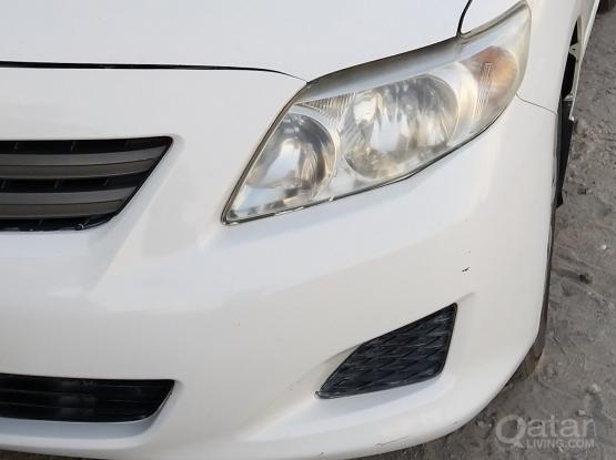 Headlights Corolla