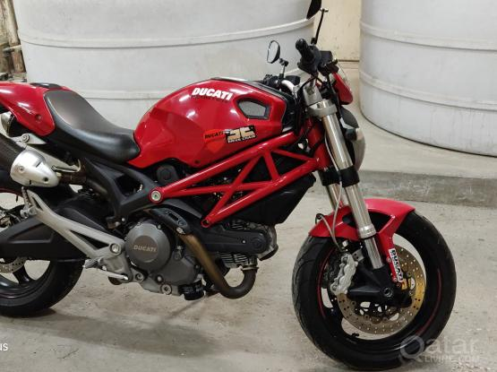 Ducati Monseter 696