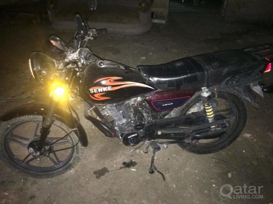 Suzuki Motorcycle IN 125