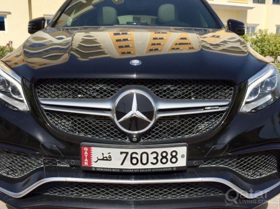 Mercedes GLE 63 S AMG