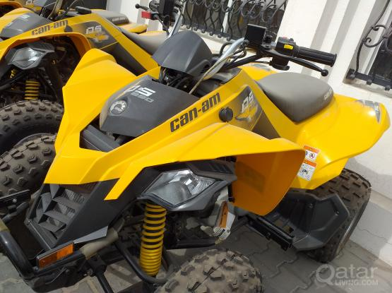 Can Am 250 CC