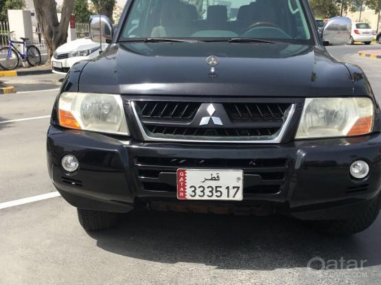 Mitsubishi Pajero 3.5L