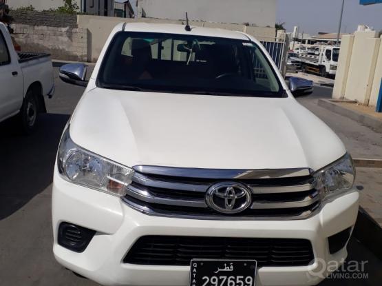 Toyota Hilux Standard
