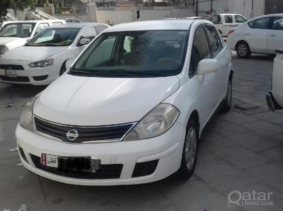 Nissan Tiida 1.8L