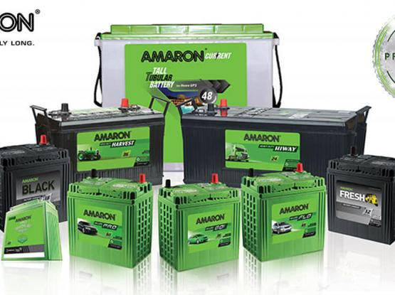 AMARON CAR & TRUCK BATTERIES